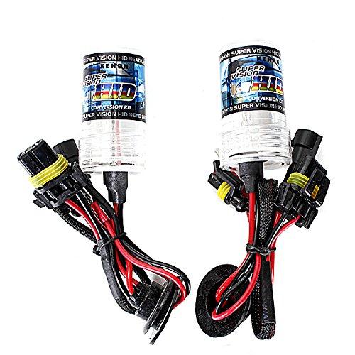 YONGYAO 12 V 55 W H7 HID Bi-Xenon kit Fin Digital Conversion de Ballast Ampoules Lights-6000 K