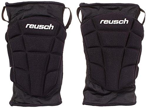 Reusch, Ginocchiere in Kevlar, Unisex, Protektoren Kevlar Knee Guard, Black, L