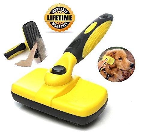 Cepillo Aseo Mascotas Marca Wares Cepillo Limpieza