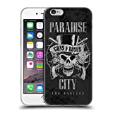 Head Case Designs Ufficiale Guns N' Roses Paradise City Vintage Cover in Morbido Gel Compatibile con iPhone 6 / iPhone 6s