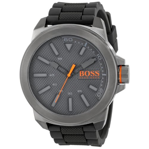 hugo-boss-mens-50mm-grey-silicone-stainless-steel-case-quartz-watch-hb-1513005