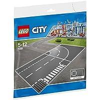 LEGO City 7280: Straight & Crossroad