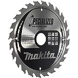 Makita b-19015190x 30x 24T TCT hoja–Multicolor