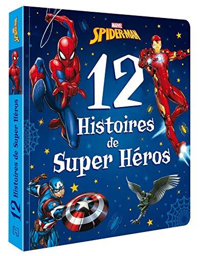 Spider-Man : 12 histoires de super-héros