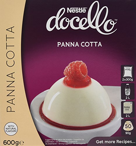 NESTLÉ Docello Panna Cotta Mix, 600 g