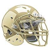 Schutt Sports Vengeance VTD II Football Helm ohne Rothko and Frost Deckenschoner, Metallic Vegas Gold, Groß von Schutt Sports