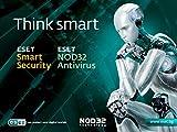 Eset Nod32 Antivirus - 1 Pc, 1 Year (DVD...