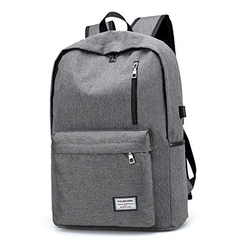 334790423ccd3 KBAG Rucksack Männer und Frauen Usb Port Sicherheit Business Reisetaschen  Computer Rucksack Studenten Multifunktions Casual Laptop