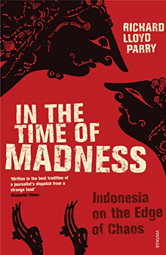 In The Time Of Madness por Richard Lloyd Parry