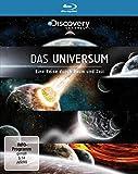 Das Universum - Eine Reise durch Raum und Zeit [Blu-ray] -