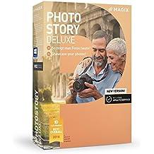 MAGIX Photostory Deluxe - Version 2019 - Fotoshows einfach erstellen