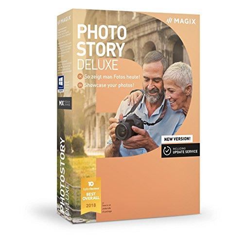 MAGIX Photostory Deluxe – Version 2019 – Fotoshows einfach erstellen