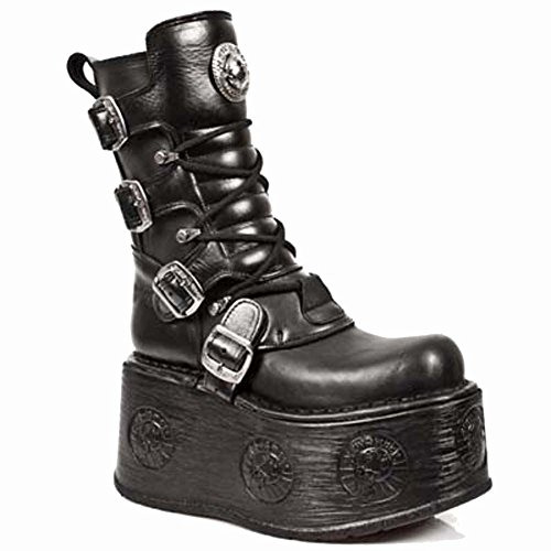 New Rock M.1473-S3 Black