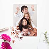 Personalised Jigsaw Puzzle Family Photo Gift - A5 A4 A3 - 80, 120 or 300 Pieces
