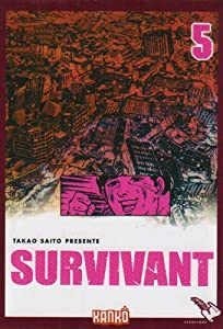Survivants Edition simple Tome 5