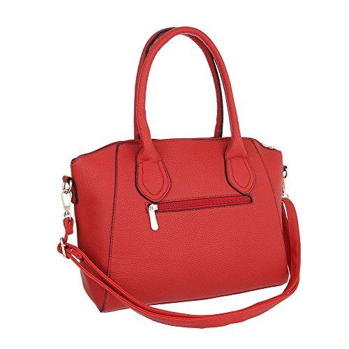 Taschen Handtasche Modell Nr.1 Rot