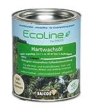 Saicos 3600 ECO 500 Ecoline Hartwachs Öl 2.50 l farblos