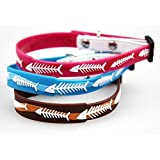 Cat Tails Cat Collar With Bell For Puppy & Kittens