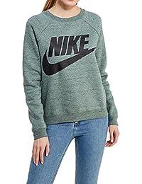 sports shoes fe1c7 a4414 Nike Rally Logo Women Sweater Sweatshirt