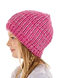Campagnolo KIDS KNITTED HAT HOT PINK