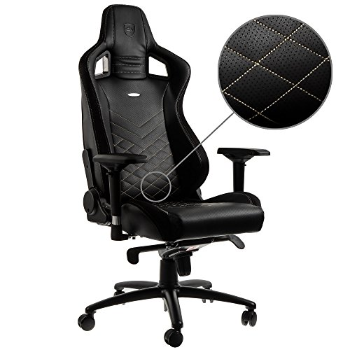 noblechairs EPIC Gaming Stuhl - schwarz/gold