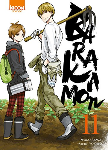 Barakamon Edition simple Tome 11