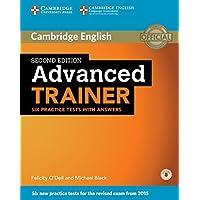 Advanced trainer. Practice tests with answers. Con espansione online. Per le Scuole superiori