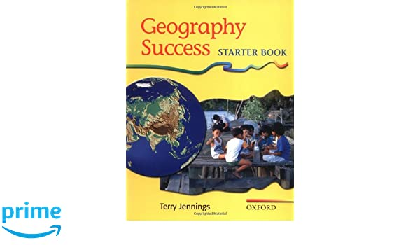 Geography Success Book 4: A Complete Primary Geography Course (Bk.4)