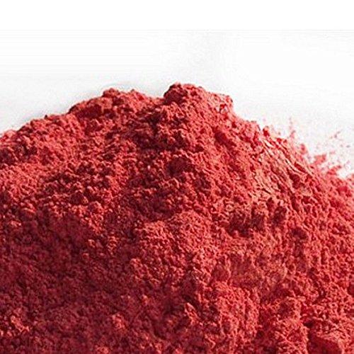Colorante natural en polvo para jabones color rojo