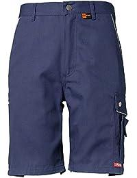 Planam Canvas 320 Shorts marine Größe XXXL