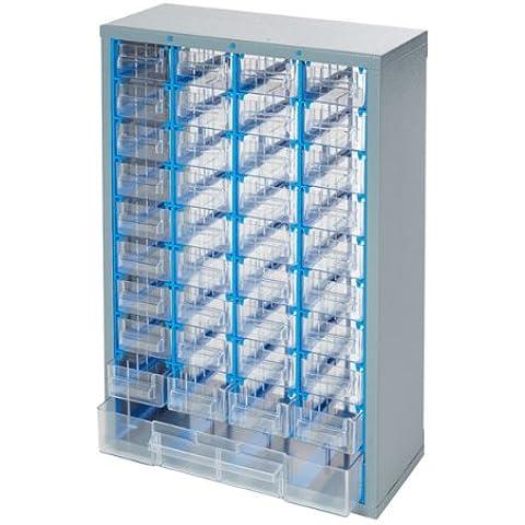 Küpper 50090 - Armario organizador para piezas pequeñas