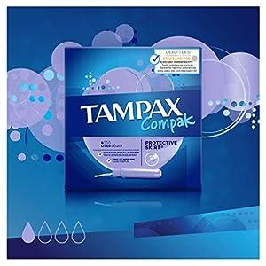 Tampax compak lite 18 tampons