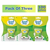 Sugar Free Green 100 pellets Pack of 3-Made from Stevia 100% Natural Sweetener