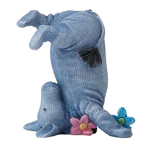 Classic Figura de Igor de Winnie The Pooh de pie Sobre su Cabeza