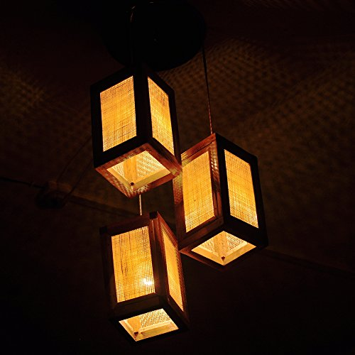KraftInn Pendant Lamp Shade Set