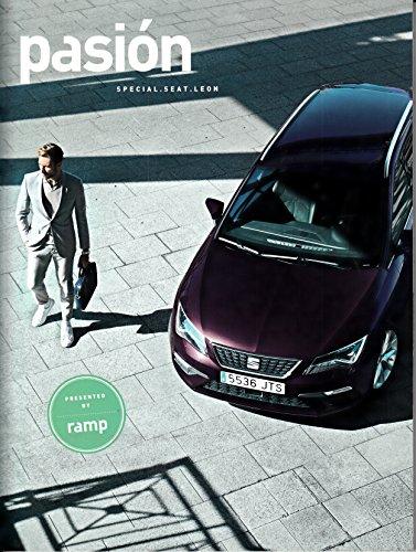 Pasion Special Seat Leon Ramp Zeitschrift Magazin Einzelheft Heft
