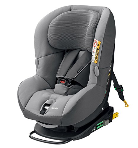 Bébé Confort Siège Auto Groupe 0+/1 Milofix Concrete Grey Collection 2016