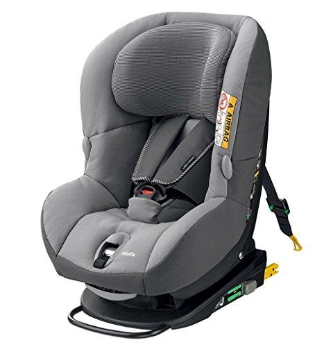 Bébé Confort 85368960 MiloFix, Gruppo 0+/1 , 0-18 kg , Concrete Grey