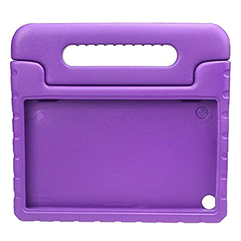 BELLESTYLE Case for All-New Amazon Fire HD 8 (2016 6th Generation)- Kids Shock Proof Convertible Handle Light Weight Super Protective Stand Cover Case for Fire HD 8 Tablet (6th Generation, 2016 Release