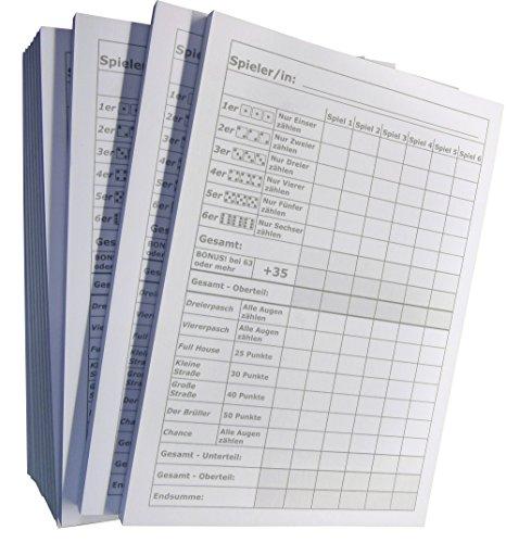 Block-fr-Wrfelspiel-50-Blatt-DIN-A6-50-Blatt-Qualitts-Offset-Papier-80gm-22640