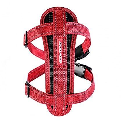 EzyDog Chest Plate Harness - Dog Vest Harness, Purple, Extra Small 1