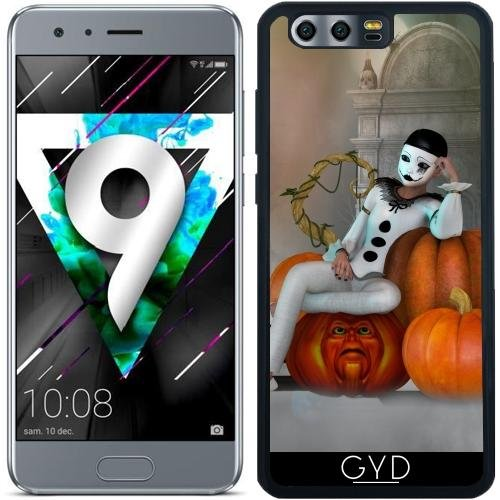 SilikonHülle für Huawei Honor 9 - Pumkin Clown -