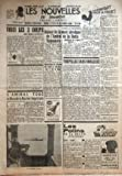 Telecharger Livres NOUVELLES DU DIMANCHE LES N 419 du 23 05 1943 VOICI LES 3 COUPS PAR HENRI DANGUY L AMIRAL TOGO LE DIEU DE LA MARINE IMPERIALE DANS LE PACIFIQUE AUTOUR DE LA MORT HEROIQUE DE L AMIRAL DE LA FLOTTE YAMAMOTO SM L EMPEREUR A CONFERE AU HEROS DEFUNT L EPEE ET L INSIGNE D AMIRAL DE LA FLOTTE ANEANTISSEMENT DE 5 DIVISIONS DE FORCES DE TCHANGKING DANS LE SUD DE HAPEH CONDOLEANCES DE LA FAMILLE IMPERIALE TORPILLES SANS NOBLESSE PAR HD LES POTINS DE LA BEGUM ENTRE NOUS PAR AGA KH (PDF,EPUB,MOBI) gratuits en Francaise