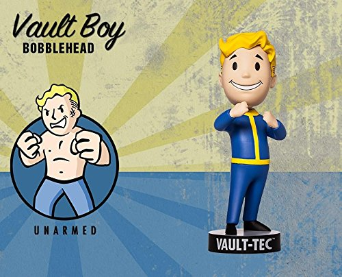 Fallout 4: Vault Boy 111 Bobbleheads - Series Two: Unarmed
