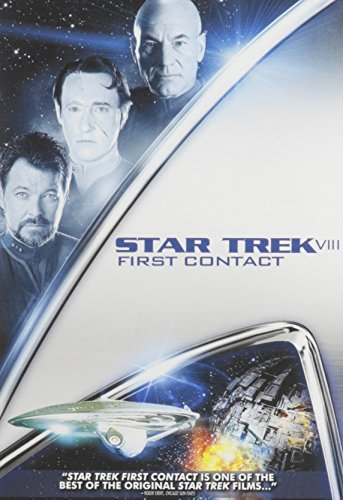 Star Trek VIII: First Contact by Patrick Stewart