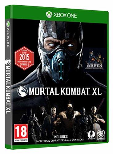 Mortal Kombat XL  screenshot