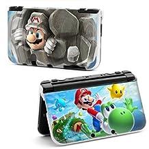 MARIO BROS HARD Plastic CASE COVER For THE NEW Nintendo 3DS XL Console [Importación Inglesa]