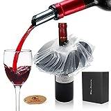 Yobansa Ensemble de 38 verseurs à vin, verseur de vin,verseur à vin, Accessoires pour Le vin (Style 04)