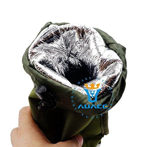 Multifunzione sopravvivenza Gear Pouch Tattico Molle Pouch impermeabile Bottiglia d' acqua Pouch, campeggio portatile calore freddo bottiglia d' acqua Borsa, OD OD