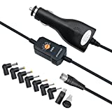 Universal Netzteil 12W 3V 4.5V 5V 6V 7.5V 9V 12V Kfz-Ladegerät Stromadapter für Lautsprecher, Smartphones, Radio und Geräte mit Micro USB.